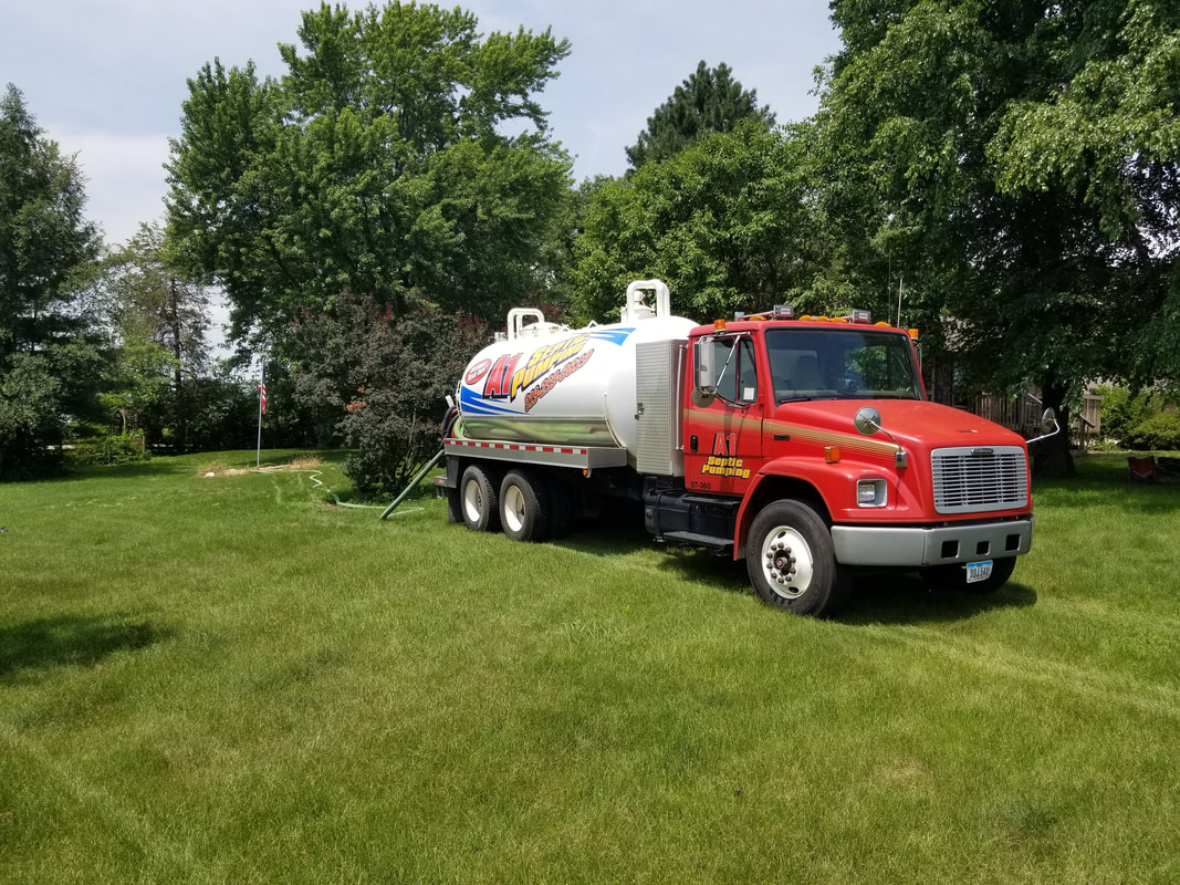 A1 Septic & Pumping Truck